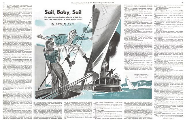 Article Preview: Sail, Baby, Sail, March 1939 | Maclean's