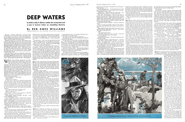 Article Preview: DEEP WATERS, April 1939 | Maclean's