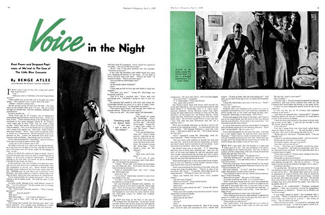 Article Preview: Voice in the Night, April 1939 | Maclean's