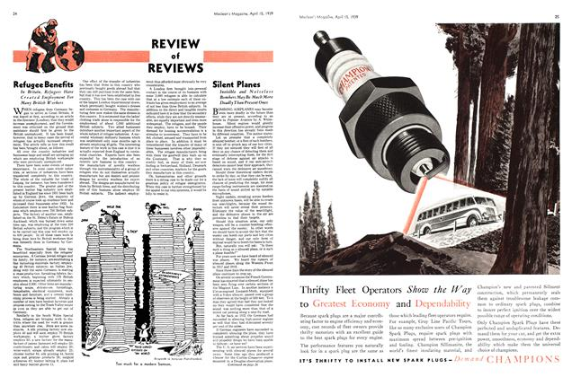 Article Preview: REVIEW of REVIEWS, April 1939 | Maclean's