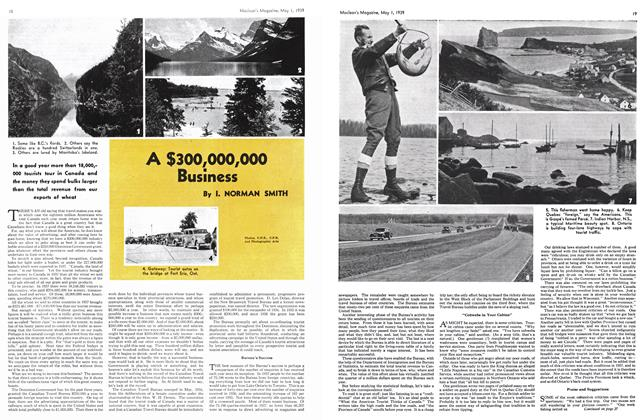 Article Preview: A $300,000,000 Business, May 1939 | Maclean's