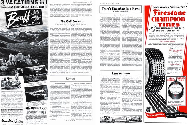 Article Preview: There's Something in a Name, May 1939 | Maclean's