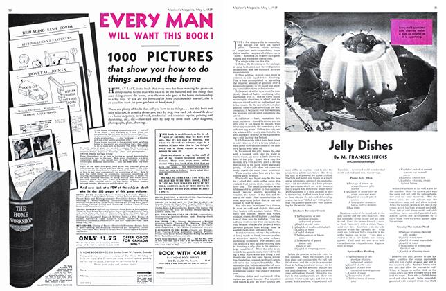 Article Preview: Jelly Dishes, May 1939 | Maclean's