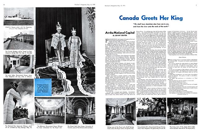 Article Preview: At the National Capital, May 1939 | Maclean's