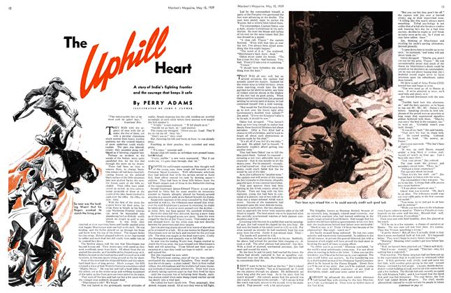 Article Preview: The Uphill Heart, May 1939 | Maclean's