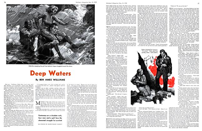 Article Preview: Deep Waters, May 1939 | Maclean's
