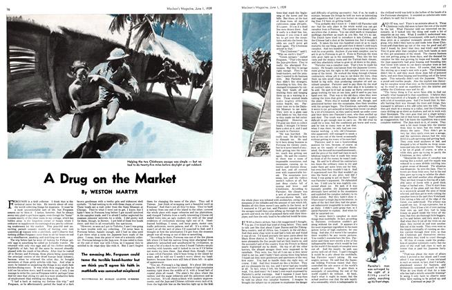 Article Preview: A Drug on the Market, June 1939 | Maclean's