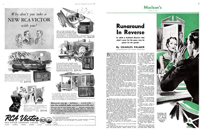 Article Preview: Runaround In Reverse, June 1939 | Maclean's