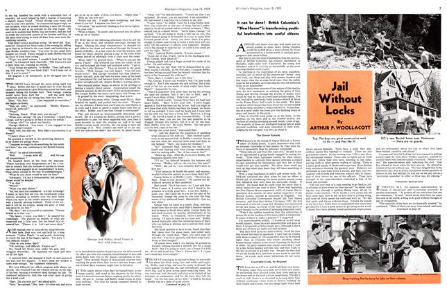 Article Preview: Jail Without Locks, June 1939   Maclean's