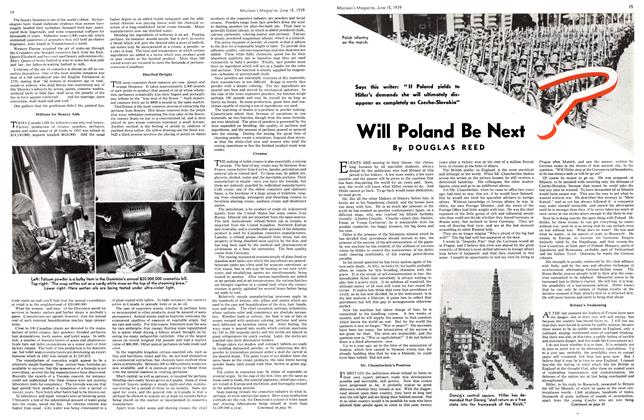 Article Preview: Will Poland Be Next, June 1939 | Maclean's