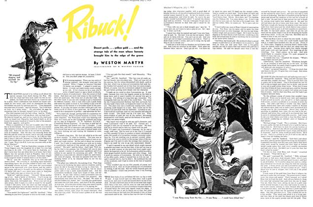 Article Preview: Ribuck!, July 1939 | Maclean's