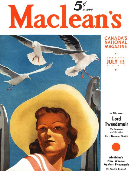 Issue: - July 1939 | Maclean's