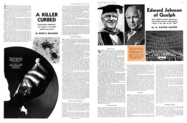 Article Preview: A KILLER CURBED, July 1939 | Maclean's