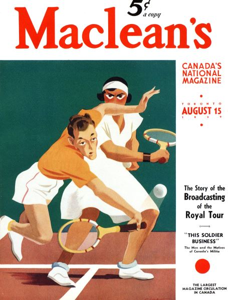 Issue: - August 1939 | Maclean's