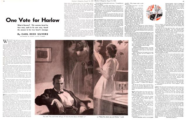 Article Preview: One Vote for Harlow, August 1939 | Maclean's