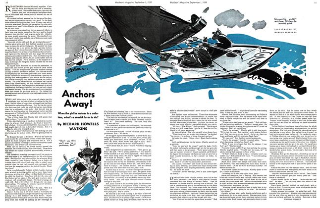 Article Preview: Anchors Away!, September 1939 | Maclean's
