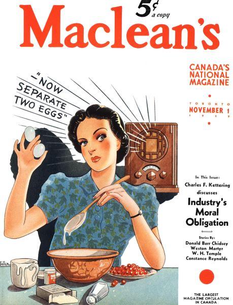 Issue: - November 1939 | Maclean's