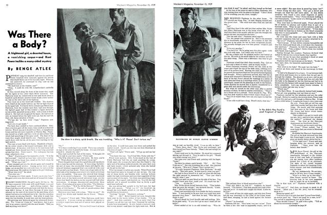 Article Preview: Was There a Body?, November 1939 | Maclean's