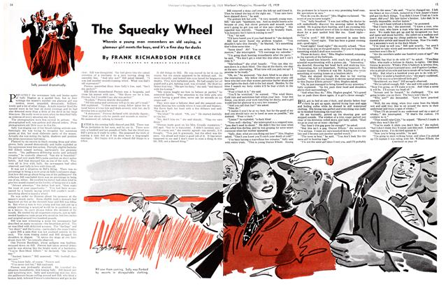 Article Preview: The Squeaky Wheel, November 1939 | Maclean's