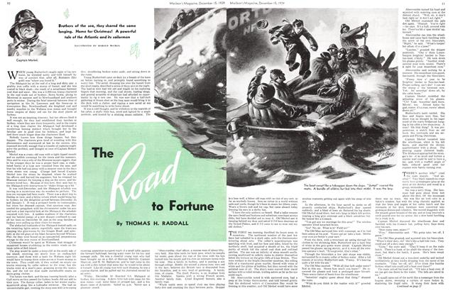 Article Preview: The Road to Fortune, December 1939 | Maclean's