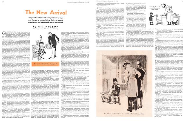 Article Preview: The New Arrival, December 1939 | Maclean's