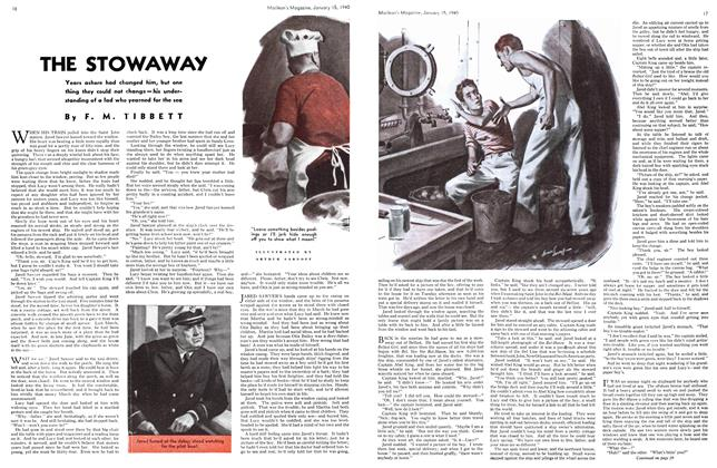 Article Preview: THE STOWAWAY, January 1940 | Maclean's