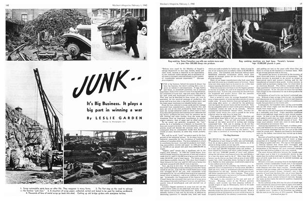 Article Preview: JUNK, February 1940 | Maclean's