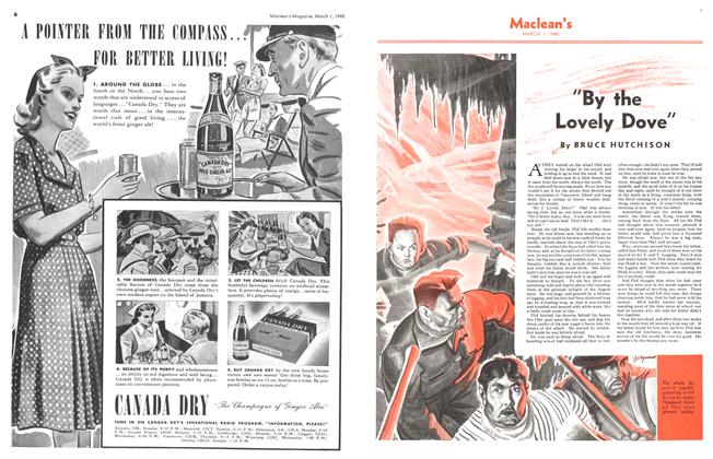 "Article Preview: ""By the Lovely Dove, March 1940 