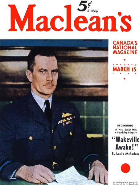 Issue: - March 1940 | Maclean's