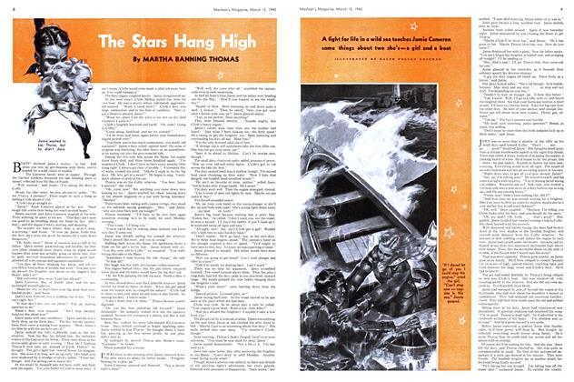 Article Preview: The Stars Hang High, March 1940 | Maclean's
