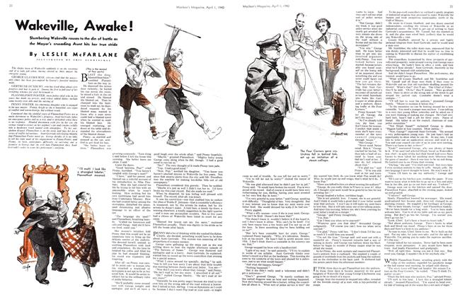 Article Preview: Wakeville, Awake!, April 1940 | Maclean's
