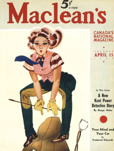 Issue: - April 1940 | Maclean's