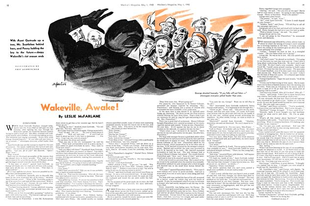 Article Preview: Wakeville, Awake!, May 1940 | Maclean's