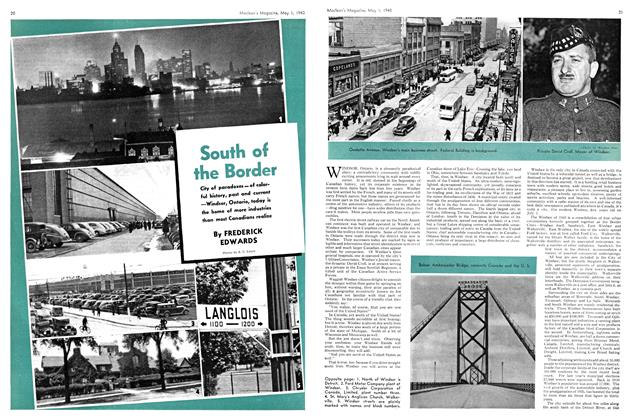 Article Preview: South of the Border, May 1940 | Maclean's