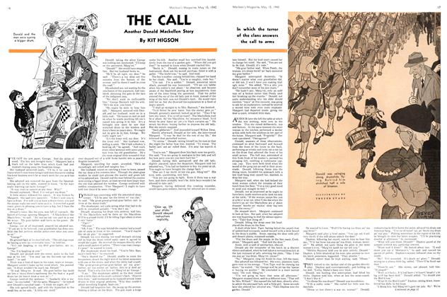 Article Preview: THE CALL, May 1940 | Maclean's