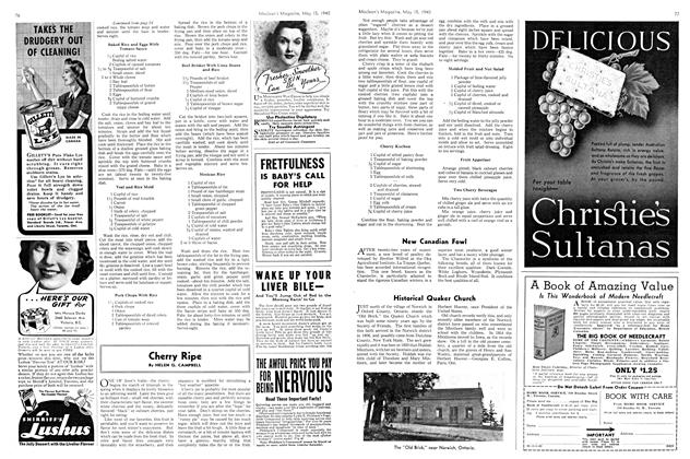 Article Preview: Cherry Ripe, May 1940 | Maclean's
