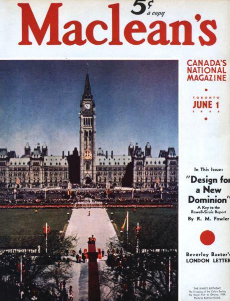 Issue: - June 1940 | Maclean's