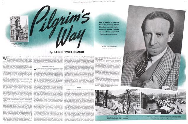 Article Preview: Pilgrim's Way, June 1940 | Maclean's