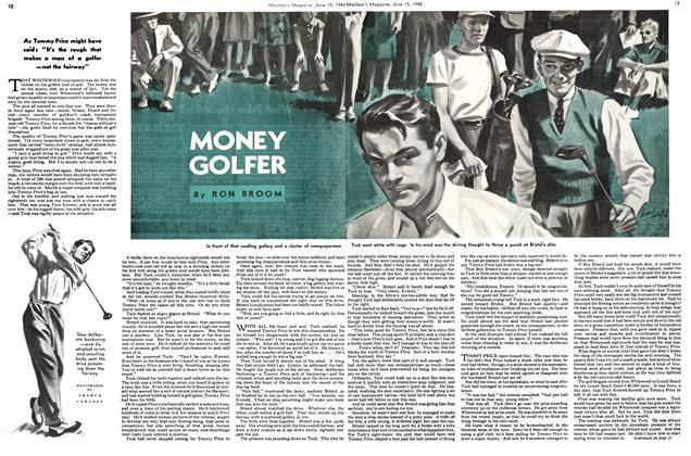 Article Preview: MONEY GOLFER, June 1940 | Maclean's