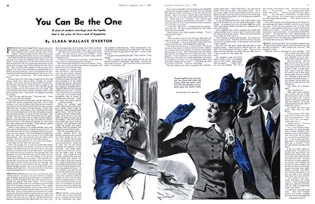 Article Preview: You Can Be the One, July 1940 | Maclean's
