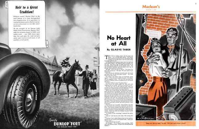 Article Preview: No Heart at All, August 1940 | Maclean's