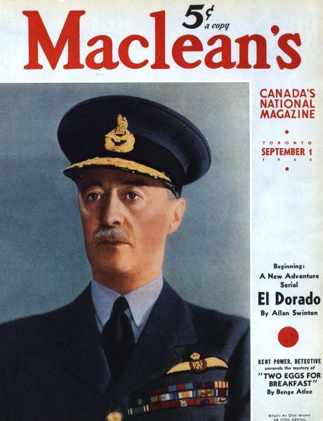 Issue: - September 1940 | Maclean's