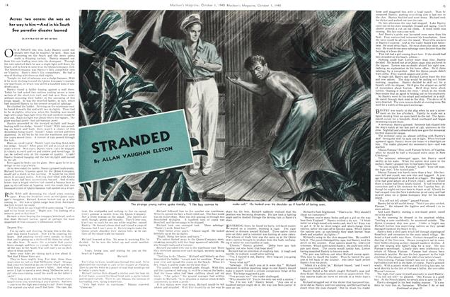 Article Preview: STRANDED, October 1940 | Maclean's