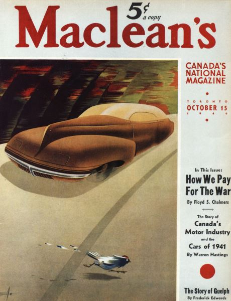 Issue: - October 1940 | Maclean's