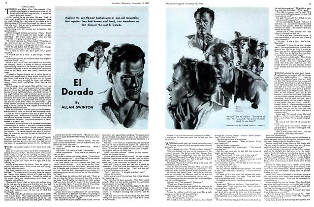 Article Preview: El Dorado, November 1940 | Maclean's