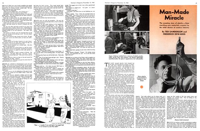 Article Preview: Man -Made Miracle, November 1940 | Maclean's
