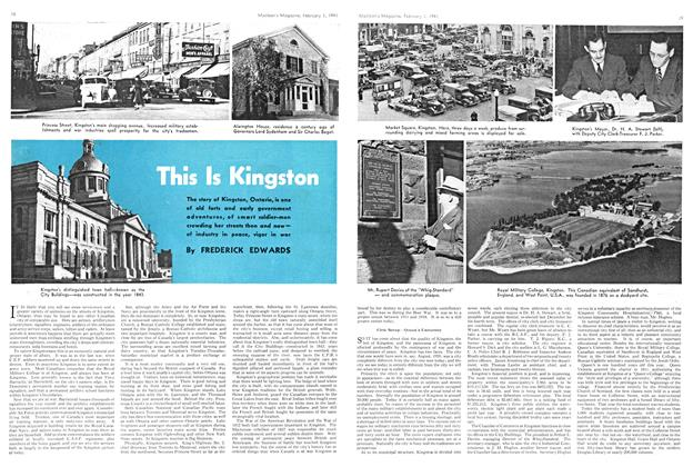 Article Preview: This Is Kingston, February 1941 | Maclean's