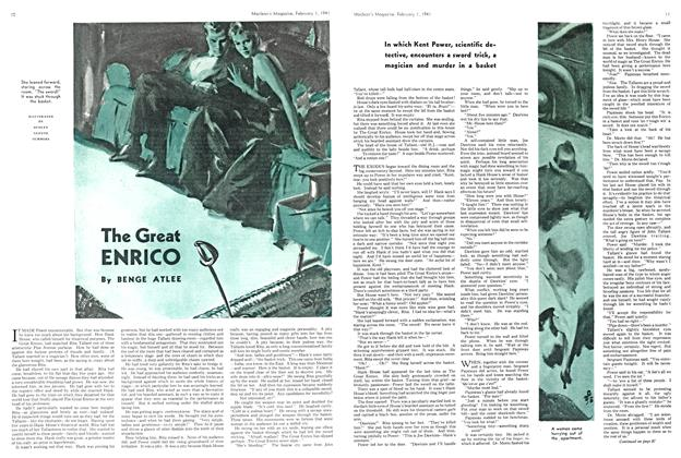 Article Preview: The Great ENRICO, February 1941 | Maclean's