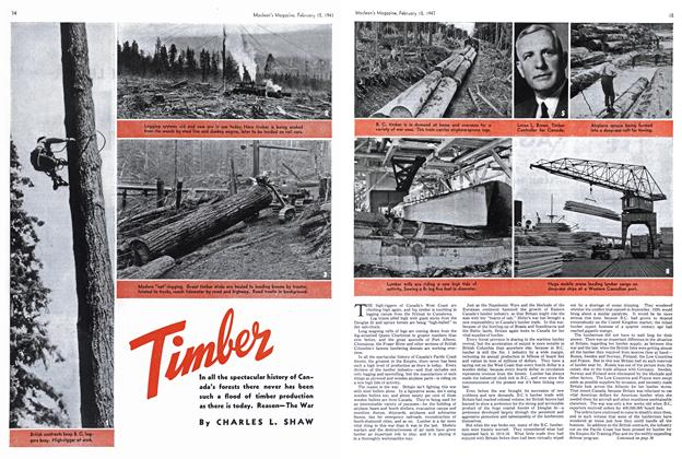 Article Preview: Timber, February 1941 | Maclean's
