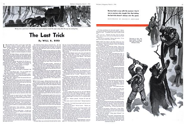 Article Preview: The Last Trick, March 1941 | Maclean's